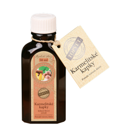 Karmelitské kvapky 50 ml