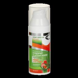 Regeneračný konopný pleťový krém 23% 50 ml