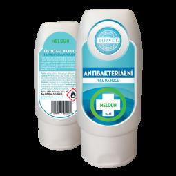 Antibakteriálny gél na ruky - Melón 50ml
