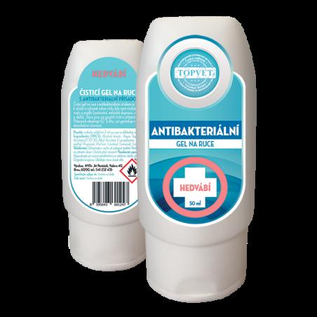 Antibakteriálny gél na ruky - Hodváb 50ml