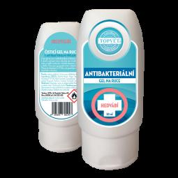 Antibakteriálny gél na ruky - Hodváb 100 ml