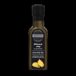 Olivový olej so zázvorom 100ml