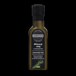 Olivový olej s rozmarínom 100ml