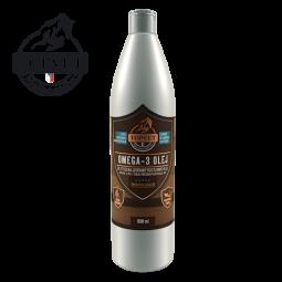 Omega-3 olej 1000ml - pre kone