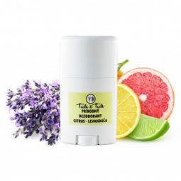 Ťuli a Ťuli - Prírodný dezodorant Citrus - Levanduľa