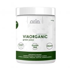 Via Organic Green Juice 270 g