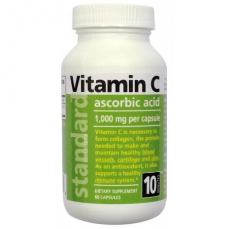 Vitamín C 1000 mg, 60 kapsúl