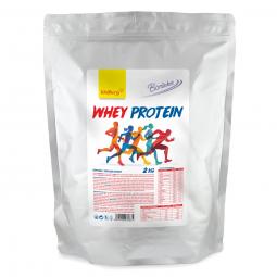 Whey proteín čučoriedka 2 kg Wolfberry
