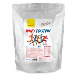 Whey proteín čokoláda 2 kg Wolfberry