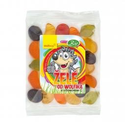 Želé s vitamínom C od Wolfíka BIO 70 g Wolfberry