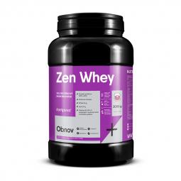 Zen Whey 70% 2000 g/67 dávok - sladidlo stévia jahoda-malina