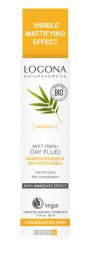 Zmatňujúci denný fluid BIO bambus a hamamel