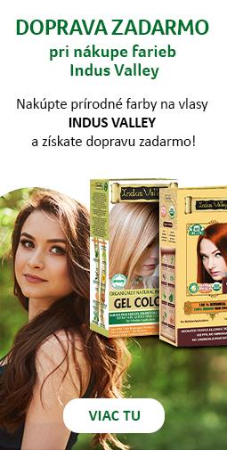 Doprava zadarmo Farby na vlasy Indus Valley