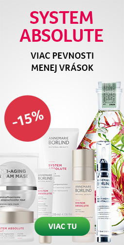 Akcia Annemarie Borlind August - 15%