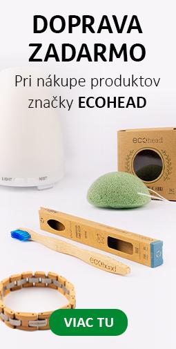 Doprava zdarma so značkou Ecohead