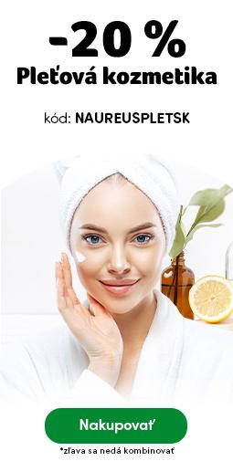 TOP kategórie v zľave - Pleťová kozmetika -20%