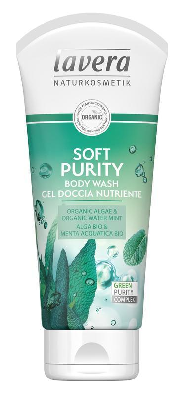 SPRCHOVÝ GÉL SOFT PURITY 200 ML