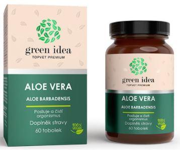 TOPVET Aloe vera bylinný extrakt 60 ks