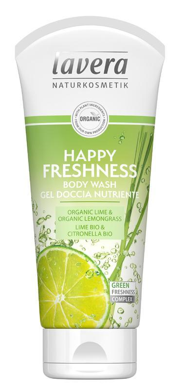 SPRCHOVÝ GÉL HAPPY Freshness 200 ML