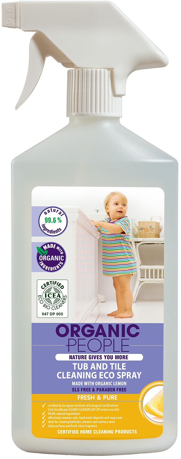 Natura Siberica Organic People Eko sprej na kúpeľňu 500ml  500 ml
