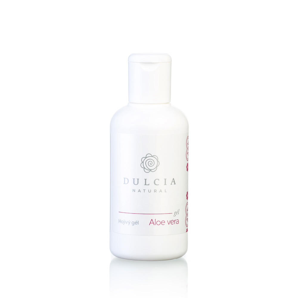 Dulcia natural Hojivý gél s aloe vera 100 ml 100 ml