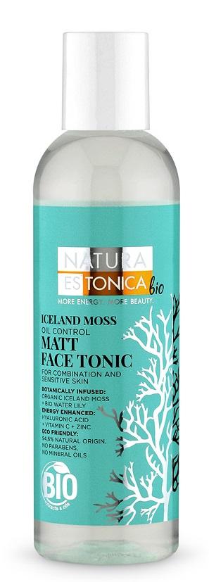 Pleťové tonikum Iceland Moss Natura Estonica 200ml