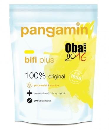 Pangamin Pangamin Bifi Plus Vrecko 200 tbl 200 tbl