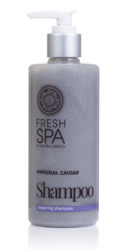 Šampón na obnovu zničených vlasov *Imperial Caviar*