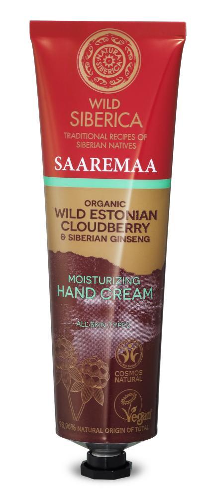 Natura Siberica Saaremaa - Hydratačný krém na ruky 75 ml