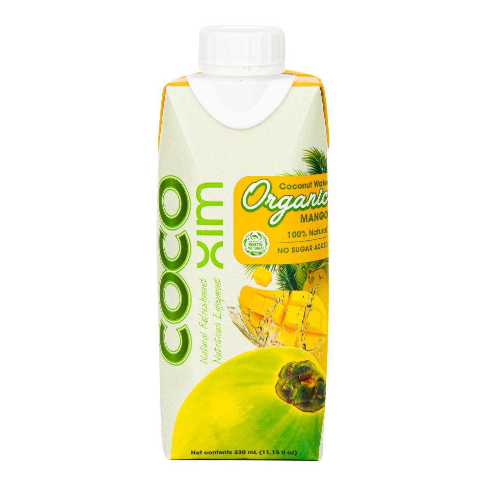 Country Life Voda kokosová mango 330 ml BIO COCOXIM 330 ml