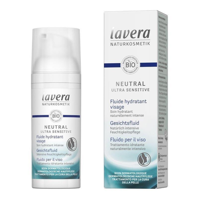 Neutral ultra sensitive pleťový fluid 50 ml