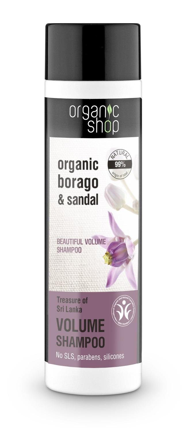 Organic Shop ECO - Poklad Srí Lanky - Šampón 280 ml