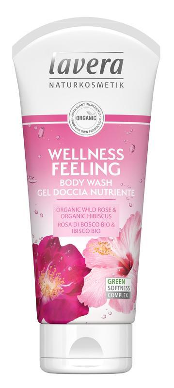 Sprchový gél wash wellness feeling 200 ml