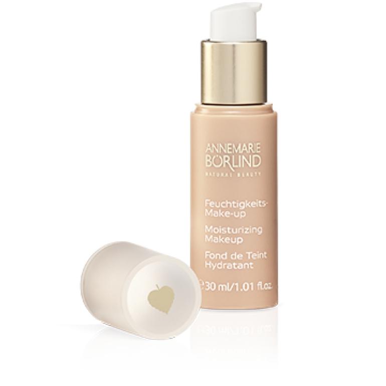 Moisturizing make-up Honey 30ml