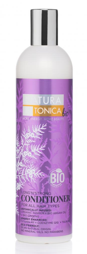Natura Estonica - Dĺžka a sila - Kondicionér pre všetky typy vlasov