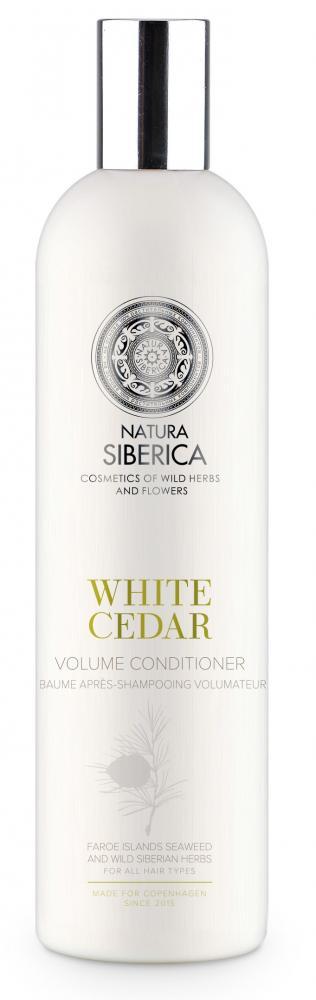 Siberie Blanche - Biely céder - kondicionér pre objem