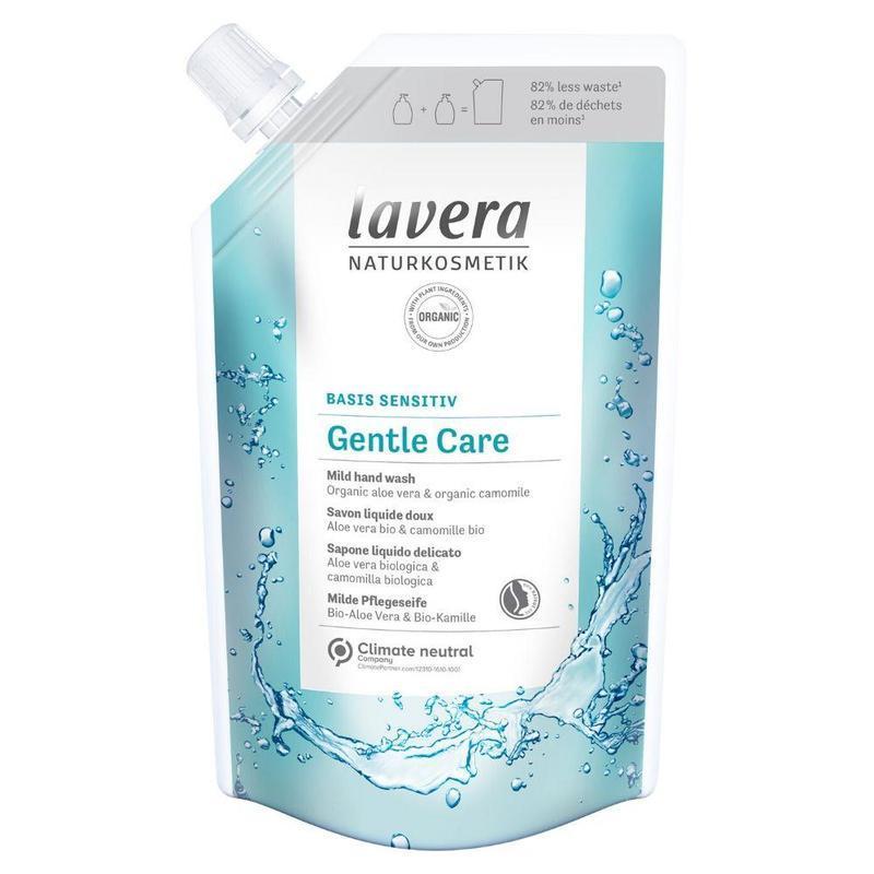 Basis jemné tekuté mydlo 500 ml - náhradná náplň
