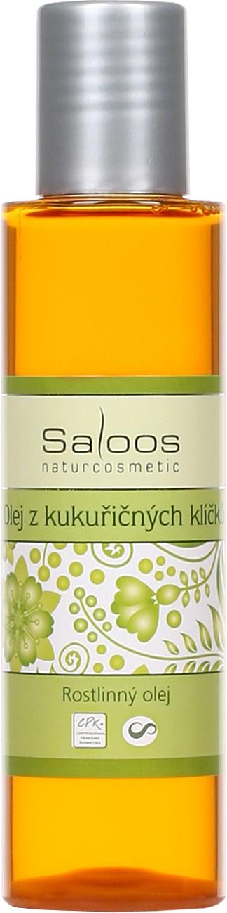 Saloos Olej z kukuričných klíčkov 125 ml 125 ml
