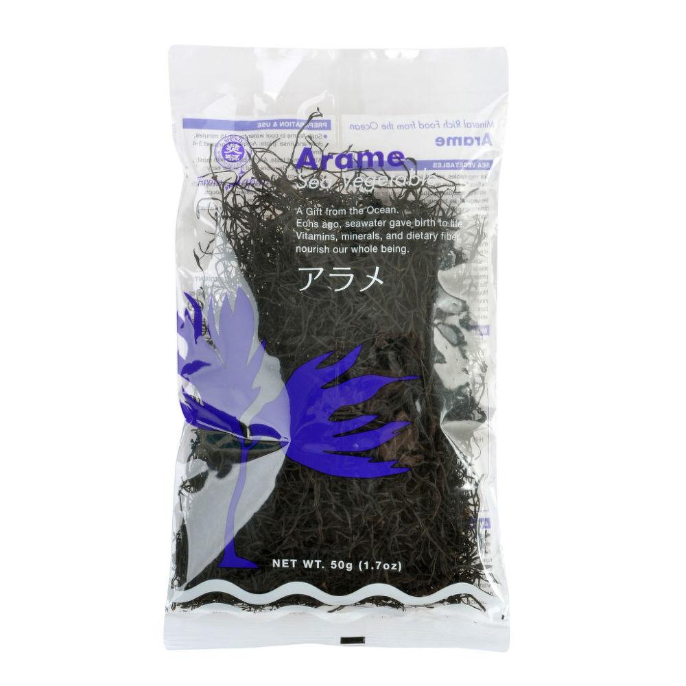 Country Life Morské riasy Arame 50 g muso 50 g