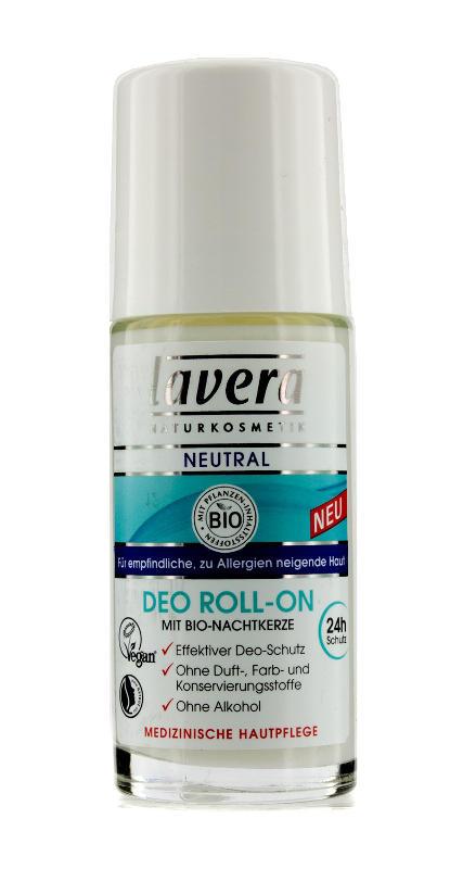 Lavera NEUTRAL deo roll-on BIO 50 ml