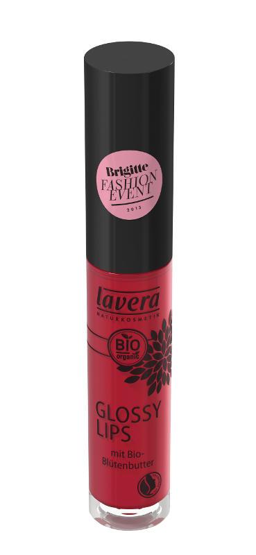 Lavera LESK NA PERY - 03 MAGICKÁ ČERVENÁ 6,5 ml