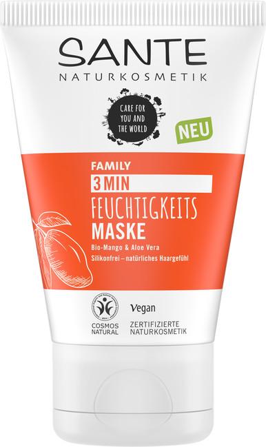 3min maska na vlasy BIO mango a aloe - 100ml