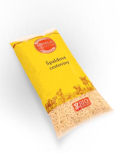 Cestoviny špaldové - slovenská ryža 400g