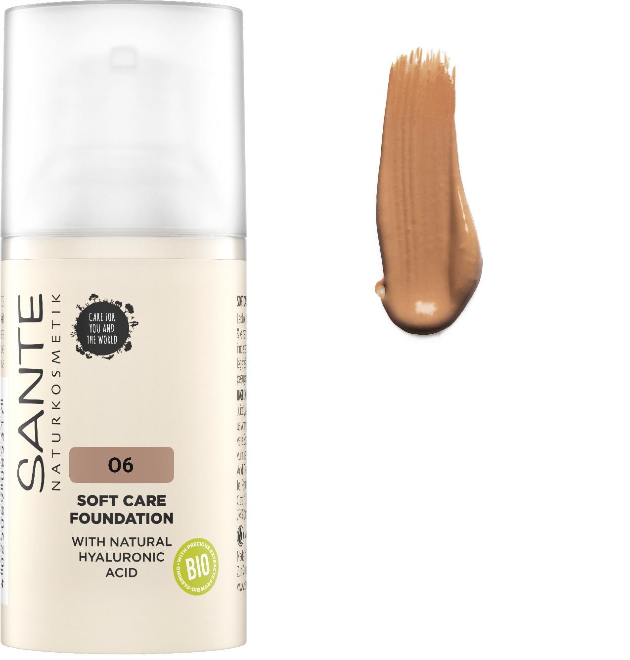 Make-up SOFT CARE - 30ml - 06 Neutral Amber