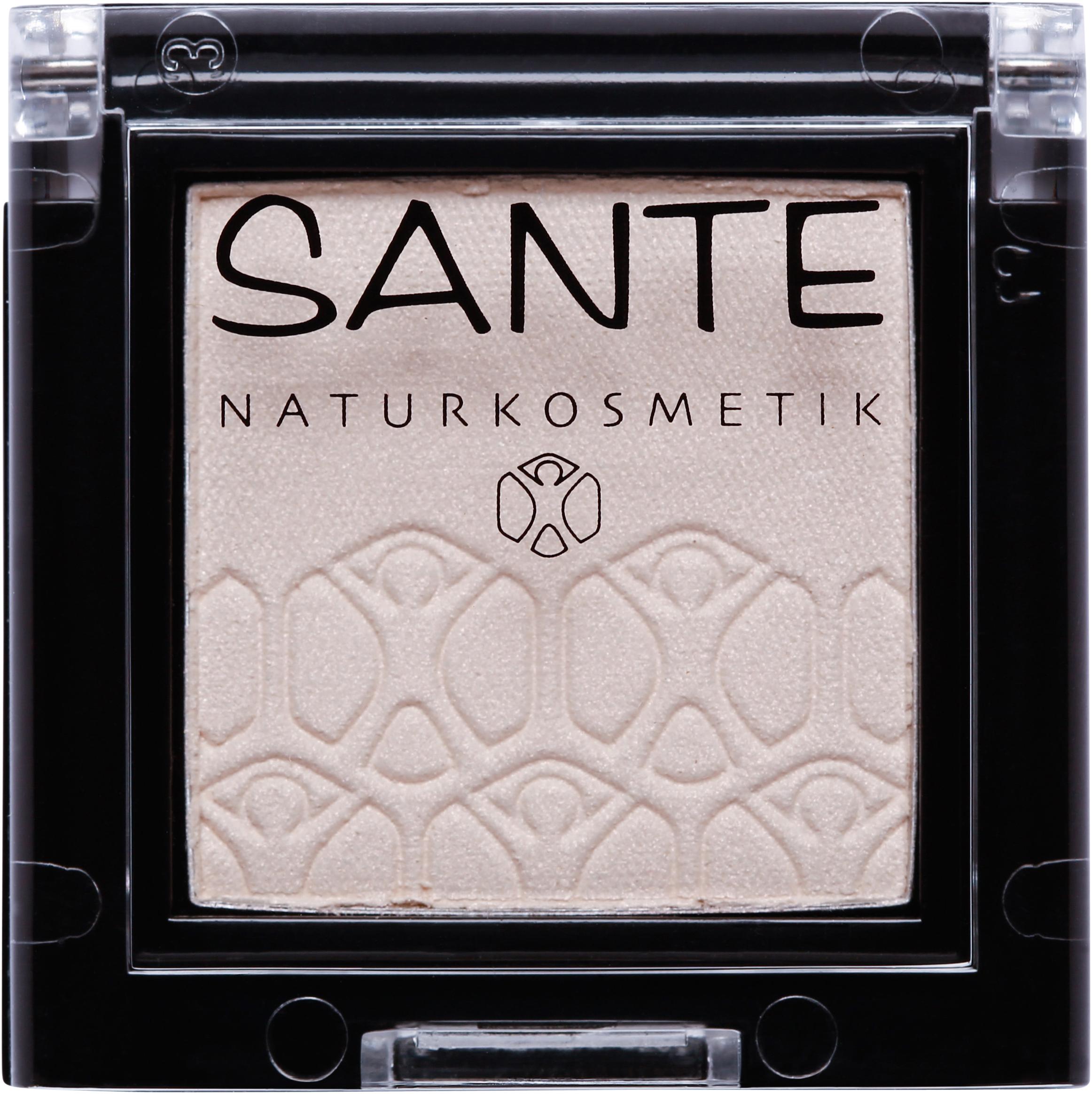 Sante Minerálne očné tiene MONO 03 Holografic stardust 2 g 2 g