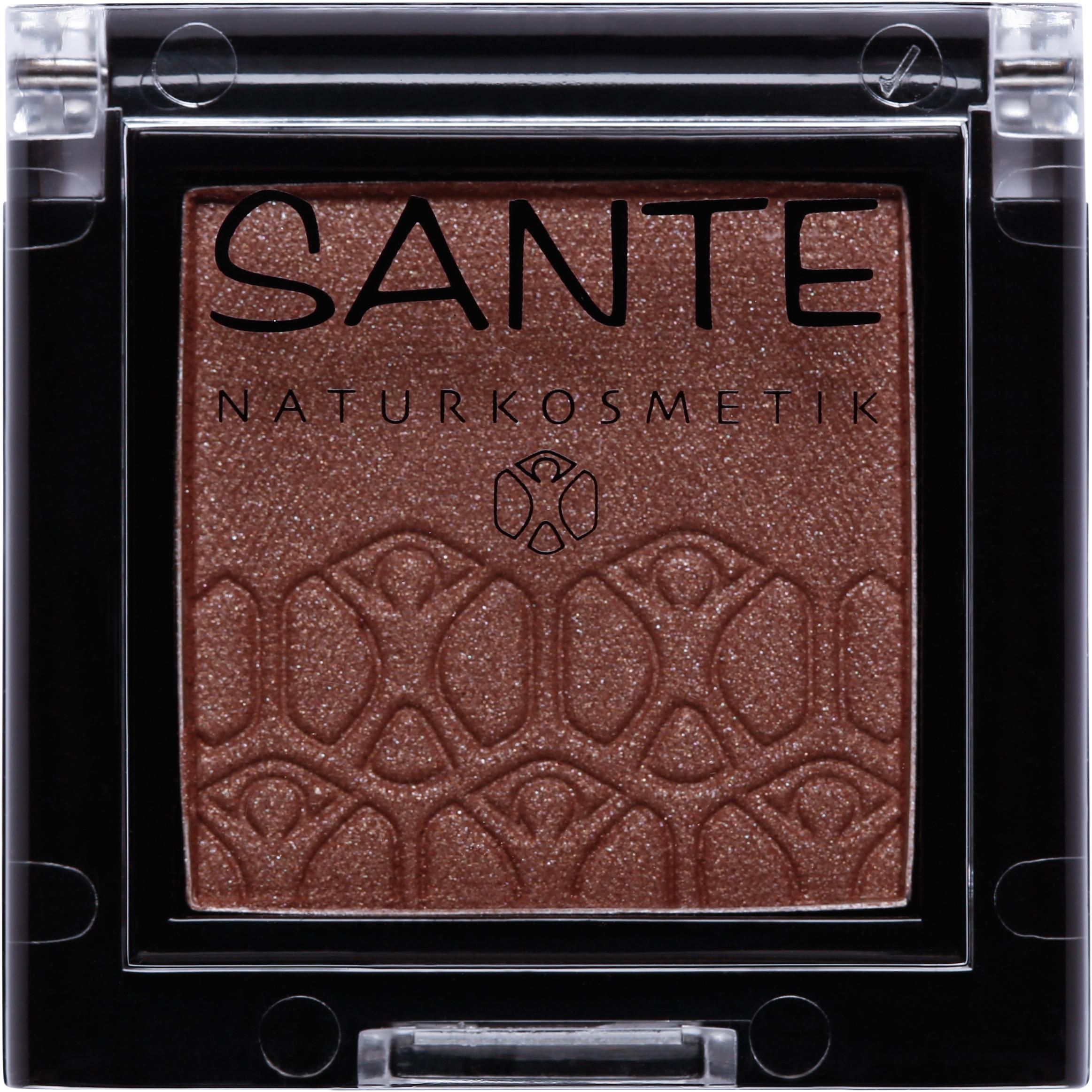 Sante Minerálne očné tiene MONO 05 Sparkling brown 2 g 2 g