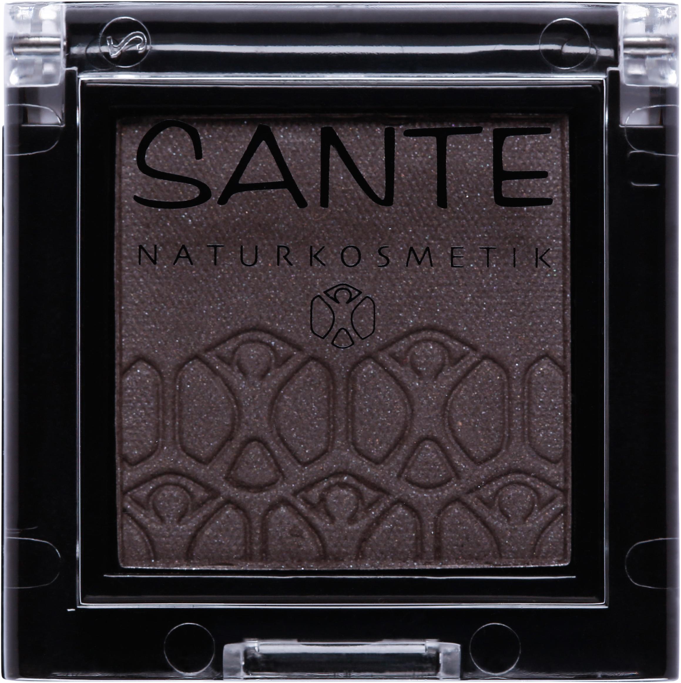Sante Minerálne očné tiene MONO 06 Dazzling grey 2 g 2 g