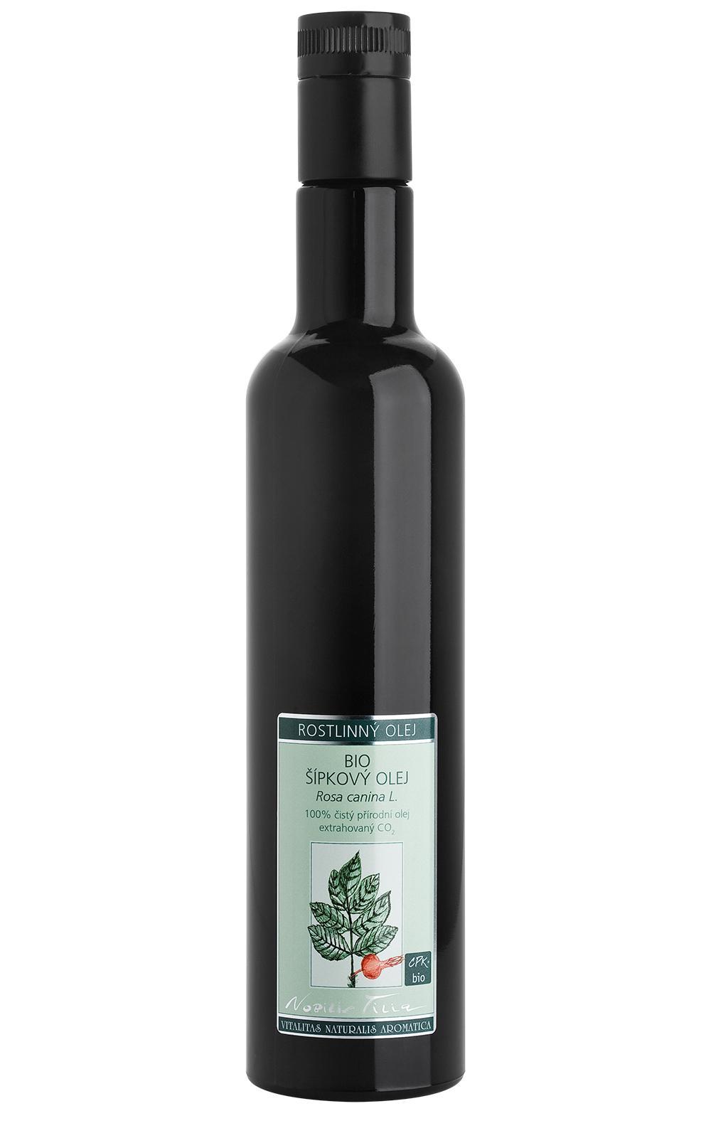 Nobilis Tilia Šípkový olej bio 500ml 500 ml