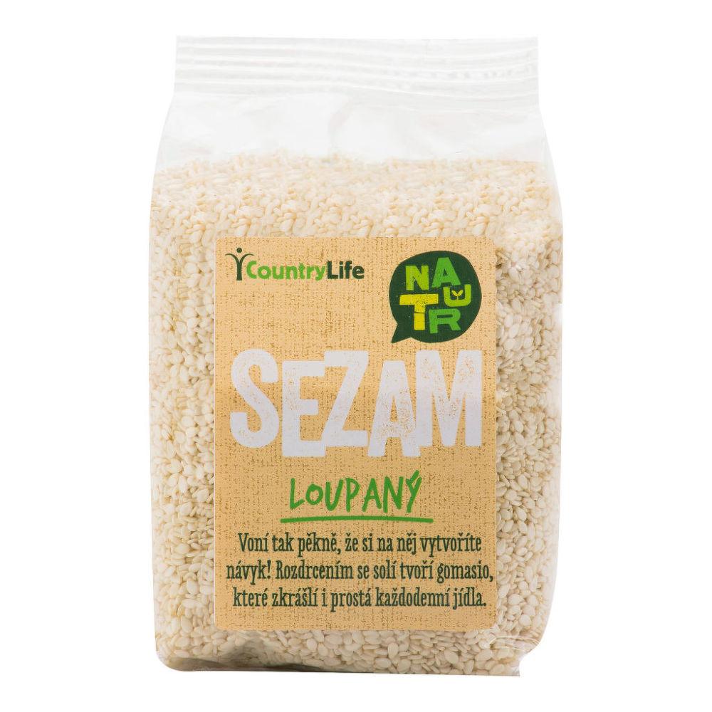 Country Life Sezam lúpaný 100 g 100 g