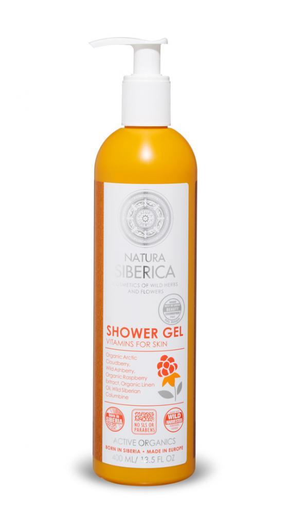 Sprchový vitamínový gél